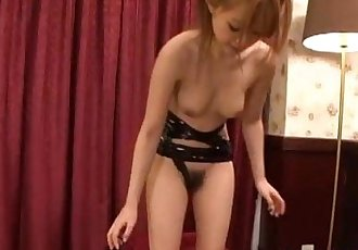 Bondage sex with Suzuka - 8 min
