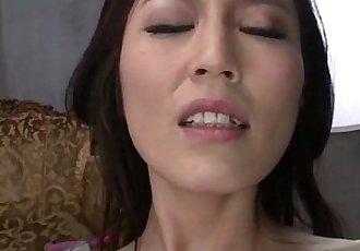 完美的 日本 手淫 顯示 與 血清 一乘 - 12 min