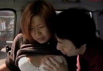Jun takedas 公共 Van 他妈的 - 5 min