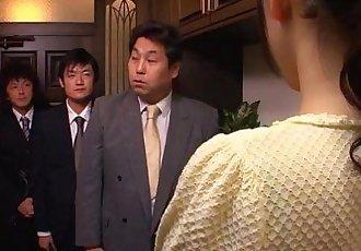 放荡 亚洲 妻子 得到 撞 一旦 的 丈夫 叶 - 57 sec