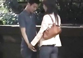 公共 公園 性愛 夫婦 他媽的 - 6 min
