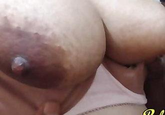 Indian Big Black Nipple Sucking