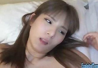 Jav College Girl Kyouno Fucks Uncensored Slender Babe Gets Pounded