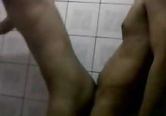 Pinoy Boys having Shower Fun