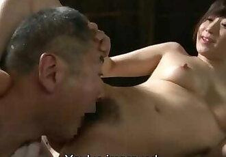 JAV CMNF Yuu Kawakami Bathroom Oral and Facesitting Subtitle
