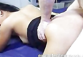 Debbie Filipino Amateur Student Screams With Every Thrust.