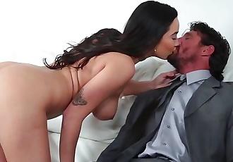 His Daughters Friend Has Big Natural Tits