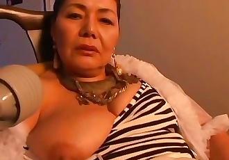 Japnese granny 57 years old - Hikari Kashu