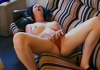 Masturbating to the sound of her fucking sister next room