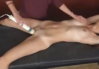 Orgasm Till She Lactates - Orgasm Abuse