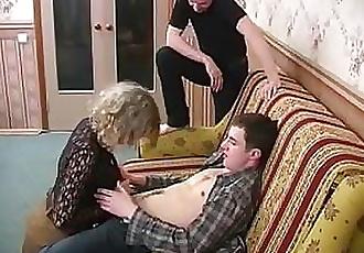 Russian mom 17
