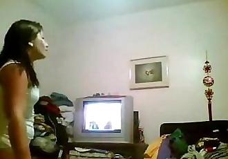 voyeur indian gf - 8 min