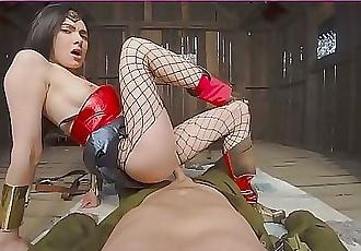 VRBangers.com-Amazing Wonder Woman cosplay fuck VR Porn video 5 min 1080p