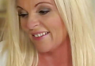 Busty milf and her young lover 6 min HD