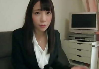 Sexy Japanese Office Lady, Tomita Yui 1