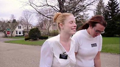 MormonGirlz: meet the teen missionaries! - 1 min 39 sec HD