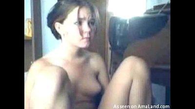Hot Nude Teen GFs! - 3 min