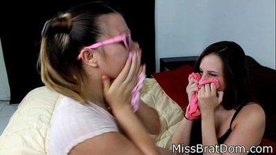 BP125-Ashlyn Big Ass Panty Sniff- Preview - 2 min HD