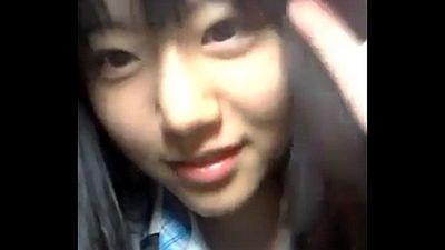 Taiwan lovely young girl masturbating - 1 min 12 sec