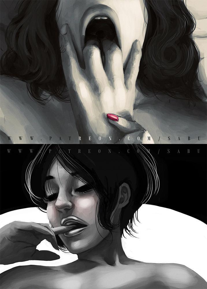 Artist - Sabudenego - part 7
