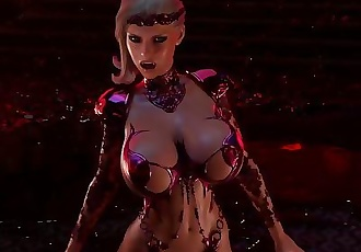 Bloodlust: Cerene Teaser - 3D Fantasy Vampire 3DX Affect3D Animation Hentai