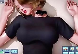 3d Hentai gameCreate your own girl 8 min
