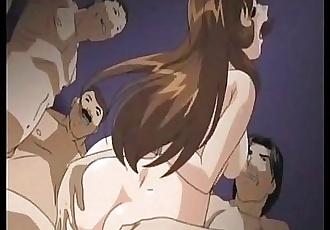 Young Hentai School Girl Gangbang Porn - 2 min