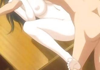 Young Hentai Creampie XXX Anime Blowjob Cartoon - 2 min
