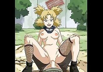 Naruto - Temari on Top : Sex