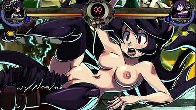Skullgirls sex game - 4 min