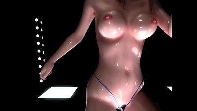 H.Girl.Bonus.Dance.Video.. - 4 min