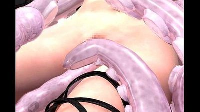 monster fucking busty girl www.hentai-box.com - 18 min