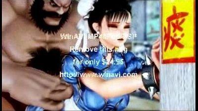 Chun-Li Winning Assault - 13 min