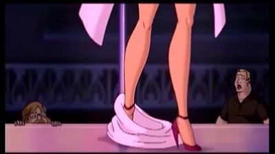 all Erotica Jones Stripper scenes - 7 min