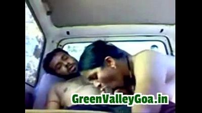 desi- marathi aunty moaning in car - 15 min