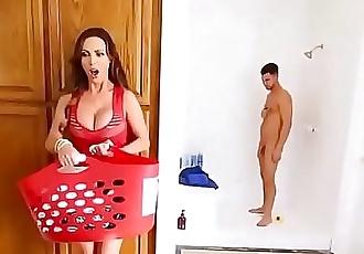 Hot Horny Nri Mom fucked Son and daughter in bathroomDesimasalavideos.tk 5 min