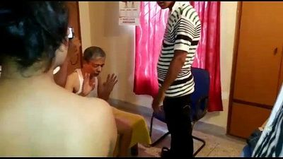 old man cought red handed with young girl desi slut Guwahati assam - 1 min 8 sec