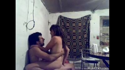 Indian couple in a popular sex tape - 8 min