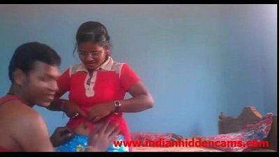 Indian Couple Full Hardcore Desi Sex - IndianHiddenCams.com - 2 min