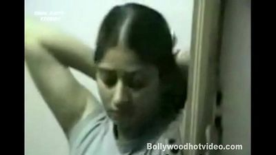 Desi Indian Beautiful Bhabhi With Her Boyfriend - 7 min