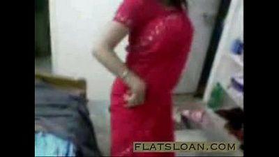 Indian Housewife Bindu - 19 min
