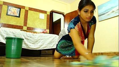 Indian Maid Seduced Softcore - 4 min