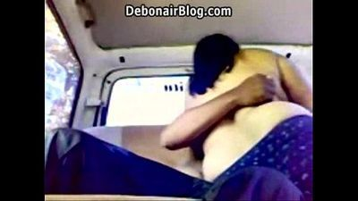 Car indian sex - 7 min