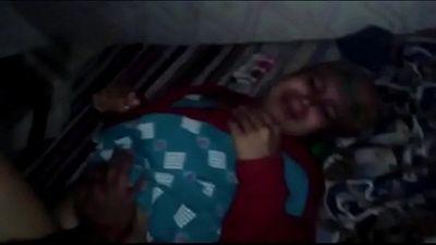 Bhabhi enjoying devar lund in her tight chut - 2 min