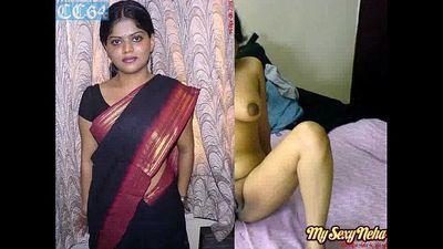 Sexy Glamourous Indian Bhabhi Neha Nair Nude Porn Video - 8 min