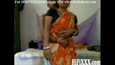 Indian village aunty fucking with peon - 6 min
