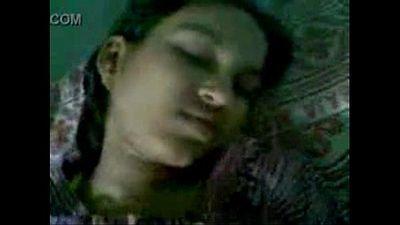 Indian Girlfriend Hot Fucking - 4 min
