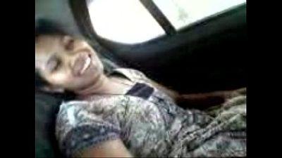 desi girl fucking in car - 9 min