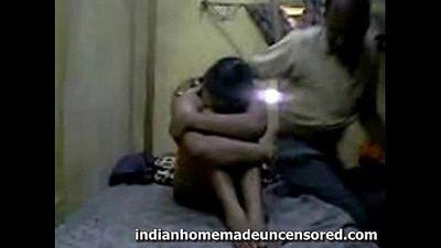 The Desi Hidden Salwar Sex - 6 min