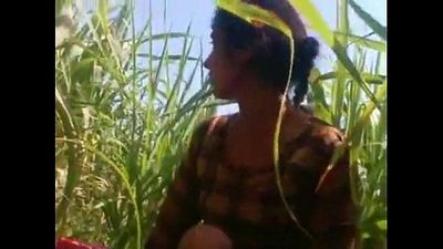 Indian Girlfriend Fucked in Field by Boyfriend on - Xtube3.com - 5 min